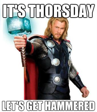 thorsday hammered