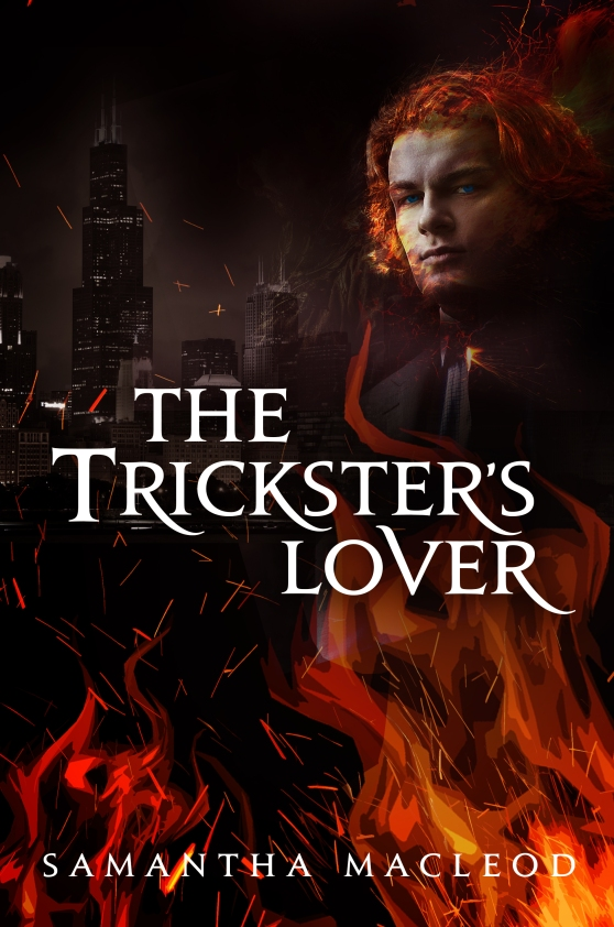 The Trickster's Lover (Large)