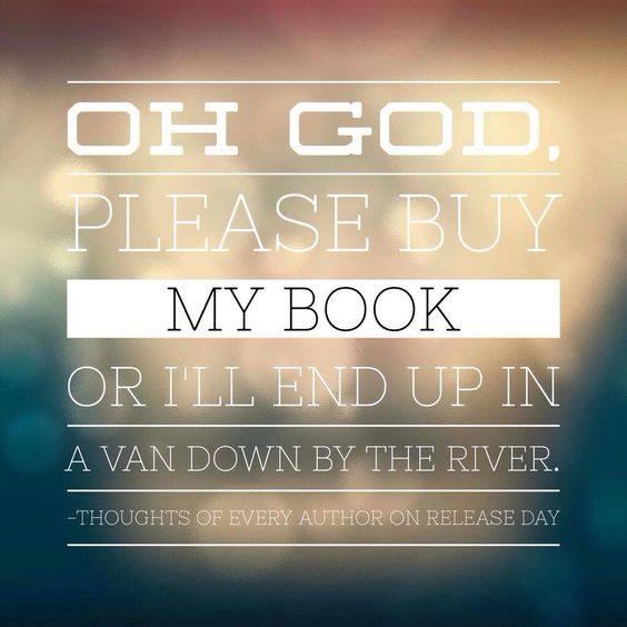 please buy my book