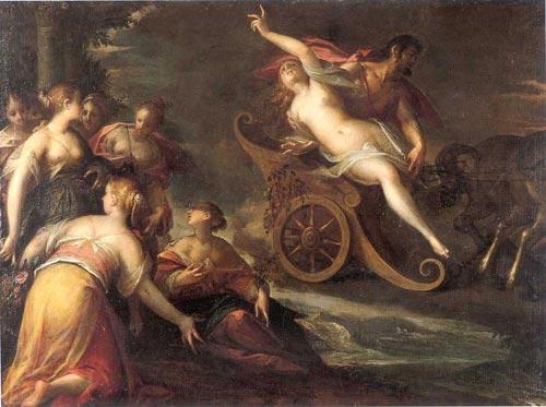 Aachen_Raub_von_Proserpina rape of Persephone