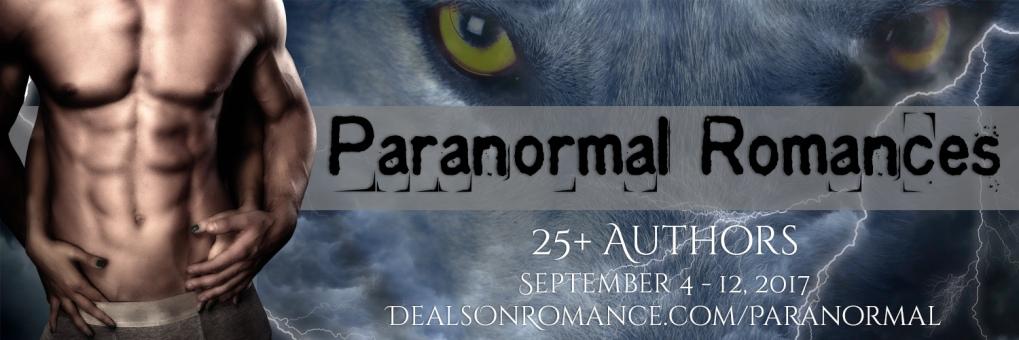 September 4 - September 12 - Paranormal